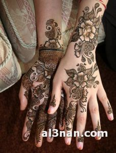 -اجمل-نقشات-حناء-يمنيه-للعروس_00043-228x300 صور اجمل نقشات حناء يمنية للعروس