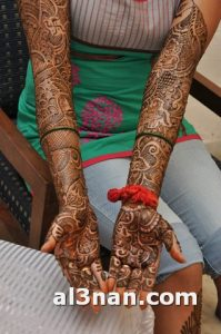 -اجمل-نقش-حناء-هندي_00010-199x300 صور أجمل نقش حناء هندي