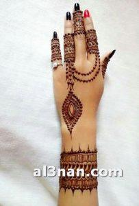 -احدث-نقش-حناء-هندي-واماراتي-للعروس_00080-203x300 صور احدث نقش حناء هندي و اماراتي