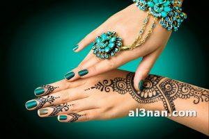 صور-اروع-نقش-حناء-اصابع-خليجي-للعروس_00155-300x200 صور اروع نقش حناء اصابع خليجي للعروس