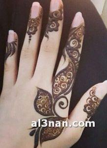 صور-اروع-نقش-حناء-اصابع-خليجي-للعروس_00160-218x300 صور اروع نقش حناء اصابع خليجي للعروس