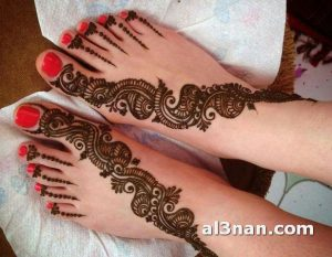 -حناء-سهل-للعروس_00154-300x233 نقش حناء سهل للعروس